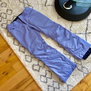 Burton Snowboarding Pants- lightly used